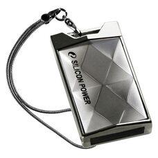 USB флеш-накопитель Silicon Power 32GB TOUCH 850 Series (титан)