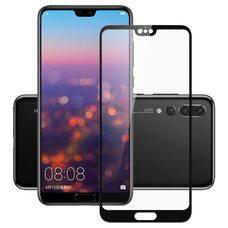 Защитное стекло для Huawei P20. (Чёрный)