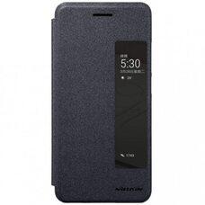 Чехол-книга для Huawei P10 Nillkin Sparkle Series- Black