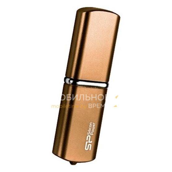 USB флеш-накопитель Silicon Power 16GB LUX MINI 720 (бронзовый)