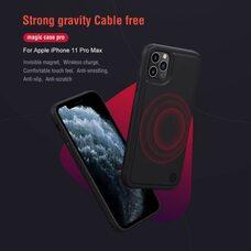 Чехол-накладка для Apple iPhone 11 Pro Max Nillkin Magic Case Pro (Black)
