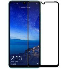 Защитное стекло для Huawei P30 Lite/Nova 4e. (Чёрный)