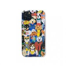 Чехол-накладка для Apple iPhone 11Pro Max. Luxo. Animals. Собачки. №7