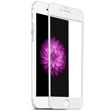 Защитное стекло для Apple iPhone 7+/8+ (Белый)