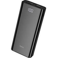 Портативное зарядное устройство HOCO 10000 mAh J45 (черный)