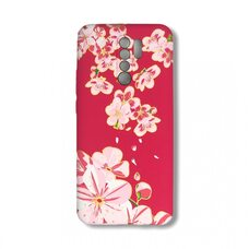 Чехол для Xiaomi Redmi 9. Luxo. Flowers. Сакура. J2