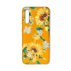 Чехол для Samsung Galaxy A50/A30S/A50S. Luxo. Flowers. Подсолнухи. J6