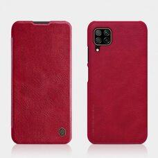 Чехол-книга для Huawei P40 Lite Nillkin Qin (red)
