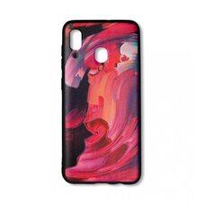 Чехол для Samsung Galaxy A20/A30. (Краски)
