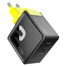Сетевое зарядное устройство ROCK SUGAR QC 3.0 RWC0244