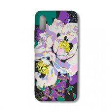 Чехол для Xiaomi Redmi 9A. Luxo. Flowers. Пионы. J35