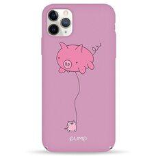 Чехол-накладка для iPhone 11 Pro Max Pump Tender Touch Case Pig Baloon