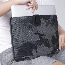 Чехол для MacBook 16 Nillkin Acme Sleeve (Camouflage Gray)
