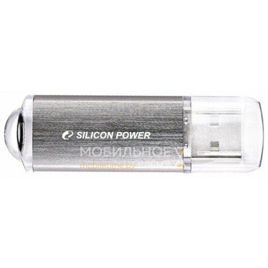 USB флеш-накопитель Silicon Power 32GB Ultima II - I Series (серебристый)
